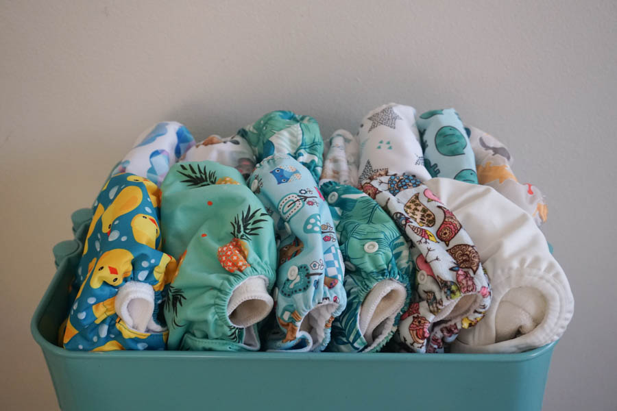 cloth nappy covers